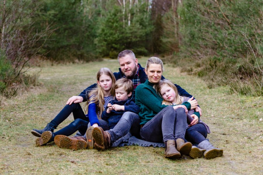 Familienshooting in Ostfriesland